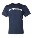 Sage Logo Tee - Squid Ink