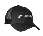 Sage Mesh Back Hat - Black
